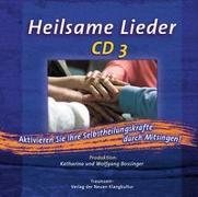Cover-Bild zu Heilsame Lieder - CD 3