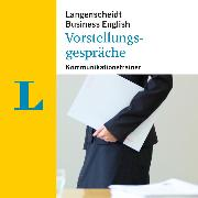 Cover-Bild zu Langenscheidt-Redaktion: Langenscheidt Vorstellungsgespräche (Audio Download)