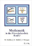 Cover-Bild zu Mathematik in der Wirtschaftsschule 2. Schülerversion von Hächler, Werner