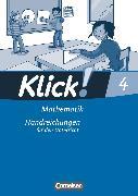 Cover-Bild zu Klick! Mathematik - Unterstufe, Alle Bundesländer - Förderschule, 4. Schuljahr, Handreichungen für den Unterricht von Burkhart, Silke