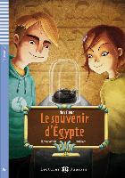 Cover-Bild zu Flagan, Mary: Le souvenir d'Égypte. Buch