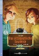 Cover-Bild zu Flagan, Mary A.: Das altägyptische Souvenir