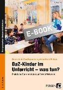 Cover-Bild zu DaZ-Kinder im Unterricht - was tun? (eBook) von Vogel, Klaus