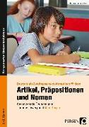 Cover-Bild zu Artikel, Präpositionen & Nomen - Mein Körper 1/2 von Entradas, Marie-Anne