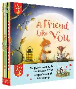Cover-Bild zu Warnes, Tim: Ten Stories of Friendship