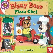 Cover-Bild zu Nosy Crow: Bizzy Bear: Pizza Chef