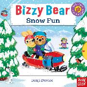 Cover-Bild zu Davies, Benji (Illustr.): Bizzy Bear: Snow Fun