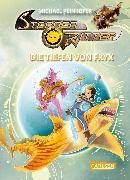 Cover-Bild zu Peinkofer, Michael: Sternenritter 11: Die Tiefen von Fryx