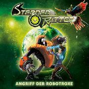 Cover-Bild zu Peinkofer, Michael: 02: Angriff der Robotroxe (Audio Download)