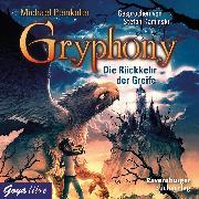 Cover-Bild zu Peinkofer, Michael: Gryphony. Die Rückkehr der Greife (Audio Download)