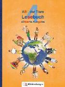 Cover-Bild zu ABC der Tiere 4 - Lesebuch, silbierte Ausgabe · Neubearbeitung von Kuhn, Klaus (Hrsg.)