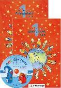 Cover-Bild zu ABC der Tiere 1 - Arbeitshefte Teil A und B · Erstausgabe von Kuhn, Klaus (Hrsg.)
