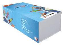 Cover-Bild zu ABC der Tiere 1 - Wortkarten in 5-Fächer-Lernbox - Neubearbeitung