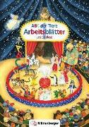 Cover-Bild zu ABC der Tiere 1 von Handt, Rosemarie