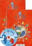 Cover-Bild zu ABC der Tiere 1 - Arbeitsheft Grundschrift, Teil A und B. Neubearbeitung von Kuhn, Klaus (Hrsg.)