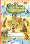 Cover-Bild zu ABC der Tiere - Schreiblehrgang SAS in Sammelmappe. Neubearbeitung. Klassenstufe 1. Schuljahr bis 2. Schuljahr von Mrowka-Nienstedt, Kerstin