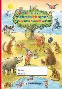 Cover-Bild zu ABC der Tiere - Schreiblehrgang VA in Sammelmappe · Neubearbeitung von Mrowka-Nienstedt, Kerstin