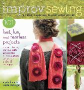 Cover-Bild zu Blum, Nicole: Improv Sewing