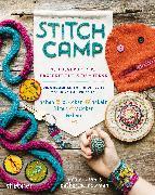 Cover-Bild zu Blum, Nicole: Stitch Camp - 18 ausgetüftelte Projekte für Kids + Teens (eBook)