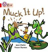 Cover-Bild zu Clarke, Jane: Muck it Up