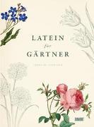 Cover-Bild zu Latein für Gärtner