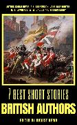 Cover-Bild zu Doyle, Arthur Conan: 7 best short stories - British Authors (eBook)