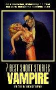 Cover-Bild zu Poe, Edgar Allan: 7 best short stories - Vampire (eBook)