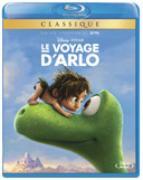 Cover-Bild zu Le voyage d'Arlo - The Good Dinosaur