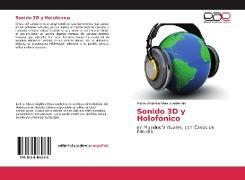 Cover-Bild zu Sonido 3D y Holofónico