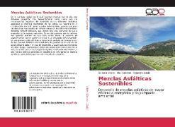 Cover-Bild zu Mezclas Asfálticas Sostenibles