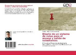 Cover-Bild zu Diseño de un sistema de rutas para el acceso y salida de estudiantes