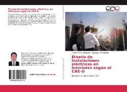 Cover-Bild zu Diseño de instalaciones eléctricas en interiores según el CNE-U