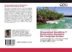 Cover-Bild zu Diversidad Genética Y Estructura Genética De Cangrejo Ucides
