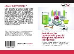 Cover-Bild zu Prácticas de laboratorio para la disciplina Química Inorgánica