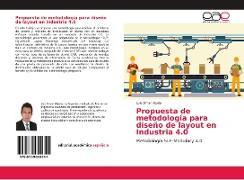 Cover-Bild zu Propuesta de metodología para diseño de layout en Industria 4.0