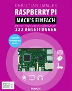 Cover-Bild zu Immler, Christian: Raspberry Pi. Mach's einfach!