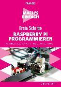 Cover-Bild zu Immler, Christian: Mach's einfach: Erste Schritte Raspberry Pi programmieren (eBook)