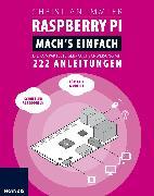 Cover-Bild zu Immler, Christian: Raspberry Pi: Mach's einfach (eBook)