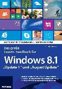 Cover-Bild zu Immler, Christian: Das große Franzis Handbuch für Windows 8.1 (eBook)