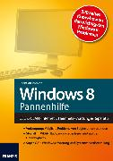 Cover-Bild zu Immler, Christian: Windows 8 Pannenhilfe (eBook)