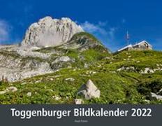 Cover-Bild zu Toggenburger Bildkalender 2022