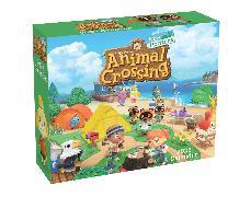 Cover-Bild zu Animal Crossing: New Horizons 2022 Day-to-Day Calendar