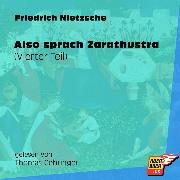 Cover-Bild zu Nietzsche, Friedrich: Also sprach Zarathustra (Vierter Teil) (Ungekürzt) (Audio Download)