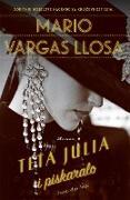 Cover-Bild zu Llosa, Mario Vargas: Teta Julia i piskaralo (eBook)