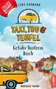 Cover-Bild zu Taxi, Tod und Teufel - Gefahr hinterm Deich (eBook)