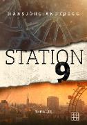 Cover-Bild zu Station 9 (eBook)