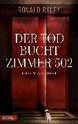 Cover-Bild zu Der Tod bucht Zimmer 502 (eBook)