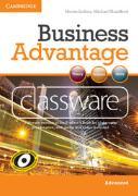 Cover-Bild zu Lisboa, Martin: Business Advantage Advanced Classware DVD-ROM
