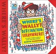 Cover-Bild zu Handford, Martin: Where's Wally? Destination: Everywhere!