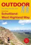 Cover-Bild zu Schottland: West Highland Way. 1:100'000 von Engel, Hartmut
